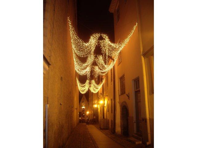 Häid Jõule, Tallinn!!