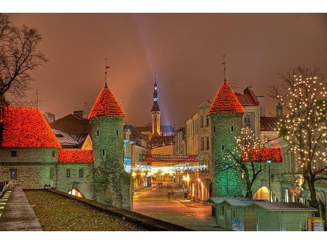 Völuv öine Tallinn