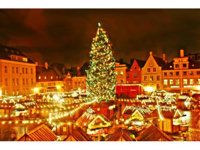 Jõulueelne Tallinn