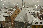 Снег идет на Рождество