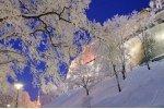 Кружевное небо